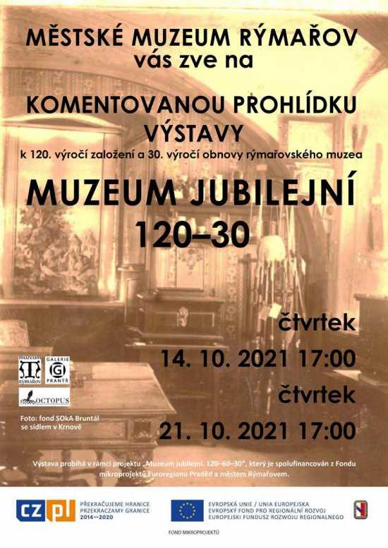 Seznamte se s historií muzea v Rýmařově
