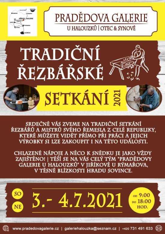 Mistři řezbáři se sejdou v Jiříkově
