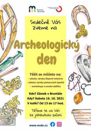 Na archeologický den do Bruntálu
