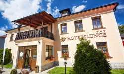 Hotel a restaurace Aquacentrum Slunce