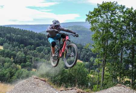 Express Bikepark Karlov
