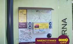 Nabíjecí stanice pro elektrokola - Wellness hotel Sauna