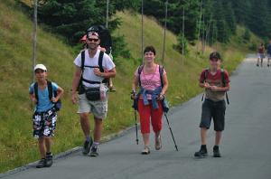 Vyznáváme aktivní turistiku a sport