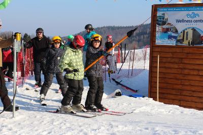 Na lyžovačku si vyjeďte skibusem