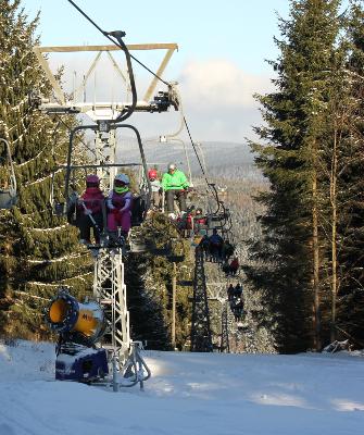 Hurá! Chumelenice slibuje skvělé lyžování